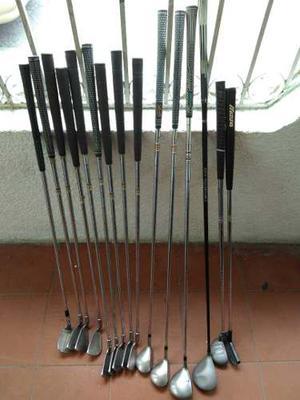 Set De Palos De Golf Dunlop Usados.