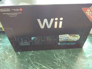 Vendo Nintendo Wii Black Edicion Chipiado Nuevo