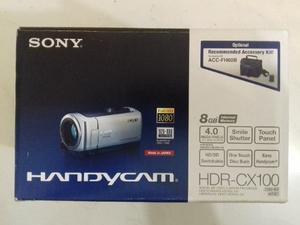 Video Camara Digital Handycam Sony Hdr Cx10c Nueva