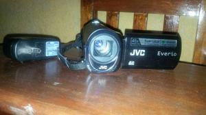 Video Cámara Jvc 45x Zoom Con Cargador Y Memoria 4gb