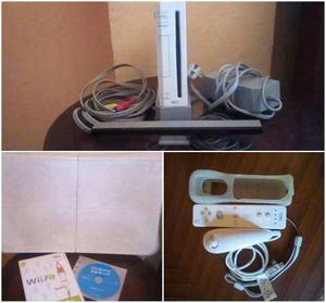 Wii Con Todos Sus Accesorios