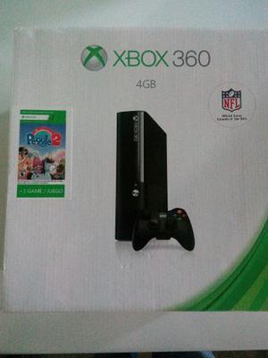 X Xbox360 Super Slim De 4gb Espectacular Totalmente Nuevo