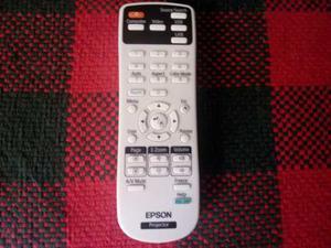 Control Remoto Para Proyector Marca Epson Video Bin