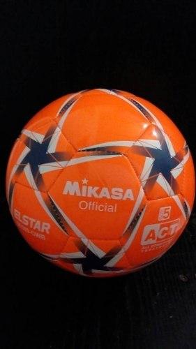 Balón De Fútbol Campo Marca Mikasa