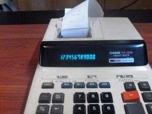 Calculadora Sumadora Casio De 12 Digitos