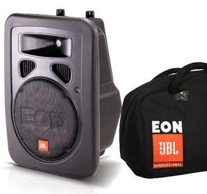 Corneta Jbl Eon G2 10 Amplificada Con Forro Original