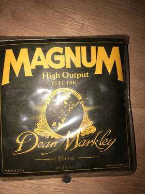 Cuerdas Para Guitarras Electricas Dean Markley