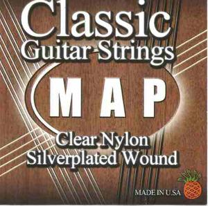 Guitarra Clasica Cuerdas(nylon) Made Usa