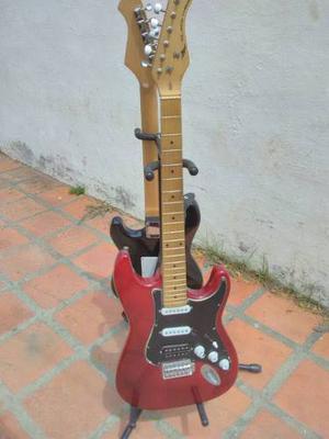 Guitarra Eléctrica Black Hawk