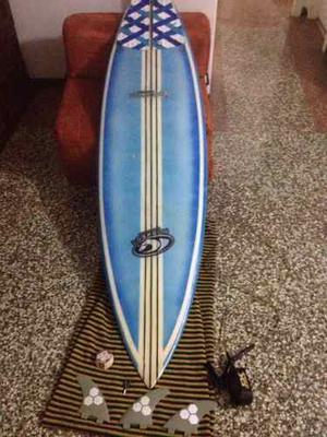 Tabla De Surf Marca Nobrega