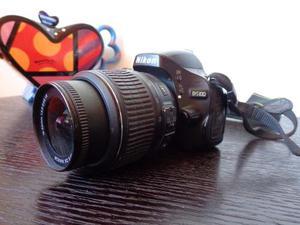 Vendo O Cambio Cámara Nikon D Con Lente vr