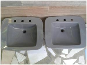 Lavamanos para empotrar nuevos importados posot class for Precio de lavamanos