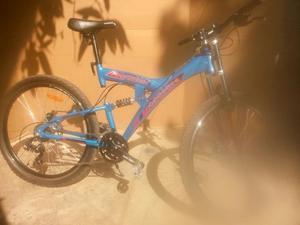 Bicicleta montañera d aluminio Rin 26 marca CORRENTE