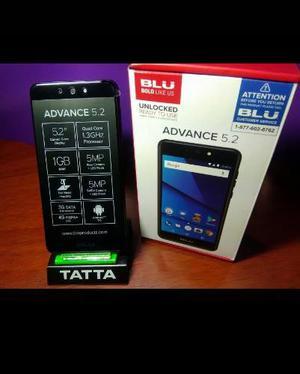 Blu Advance 5.2 Hd 8gb 1gb Ram Android 7.0