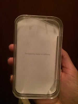 Caja Original De Ipod Touch 4ta Generación