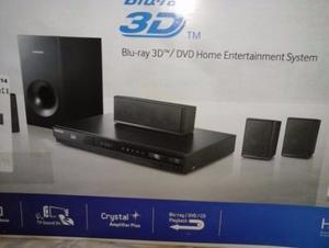 En Venta Blu Ray + Hometheatre Samsung 3d  Usado.