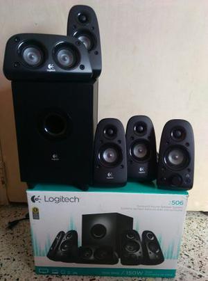Home Teather Logitech Z506