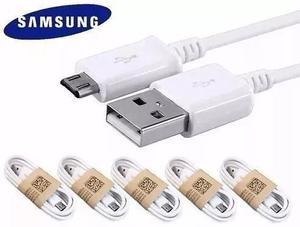 Cable Cargador Samsung Datos Usb Huawei Blu