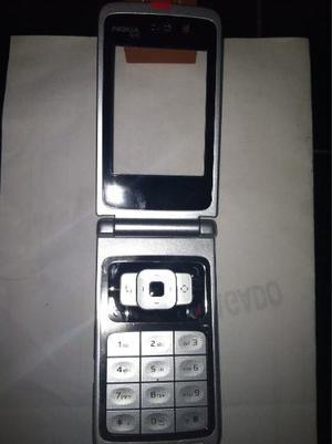Carcasa Nokia N75 Con Flex Incluido