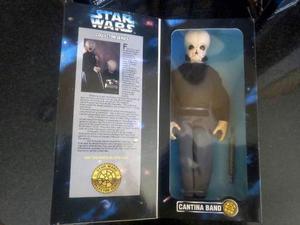 Colección Star Wars Cantina Band Nuevo Y Original