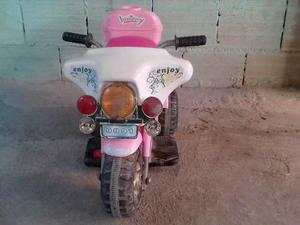 Moto De Bateria De 3 Ruedas