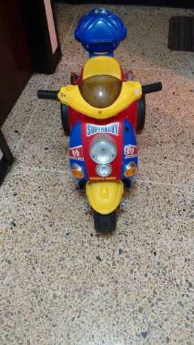 Moto Electrica Como Nueva!
