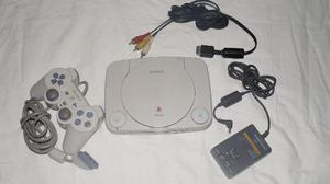 Playstation Ps One Con 1 Control + Memory Card