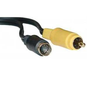 cable s video 6 pines a rca macho audio s video 4 pines