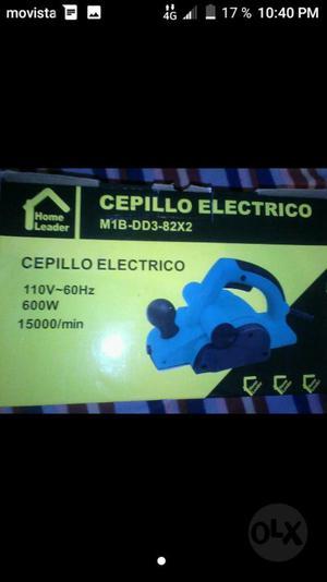 Cepillo Electrico