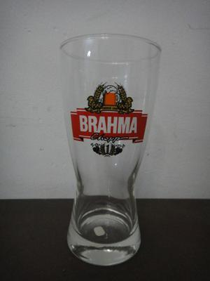 Juego De 2 Vasos Para Cerveza Brahma