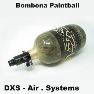 Bombona De Co2 - Dxs Air System - Para Marcadoras Paintball