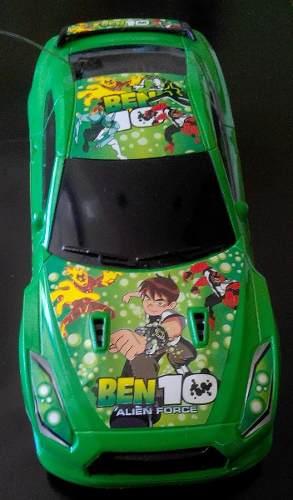 Carrito Carro Control Remoto Ben10 Oferta