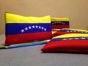 Cartucheras De La Bandera De Venezuela