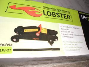 Gato De Patin Para 2 Toneladas. Marca Lobster Profesional