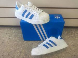 Zapatos Deposrtivos adidas Super Star Para Ninos Y Ninas