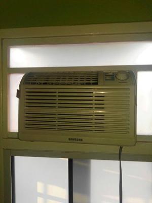 Aire Acondicionado De Ventana De  Btu Marca Samsung 110v