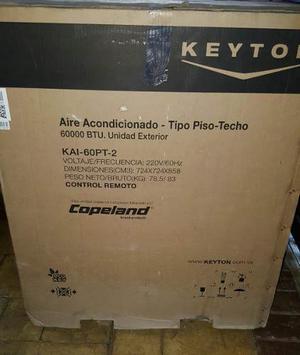 Aire Acondicionado Piso Techo De 5 Toneladas