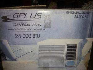 Aire Acondicionado btu Ventana C/control Gplus