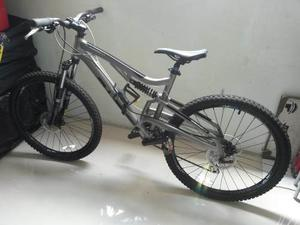 Bicicleta Montañera Mtb Talla M Diamondback Doble