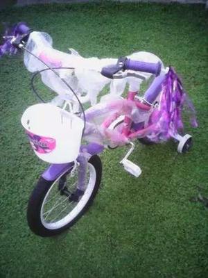 Bicicletas Rin 16 De La Princesa Sofia Para Tu Niña