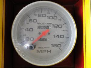 Juego De Relojes Auto Meter Pro-com Ultra Lite