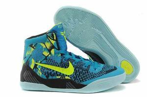 Nike Kobe Bryant Elite 9 Low Para Caballero 40 A 46