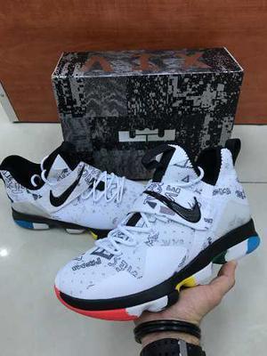 Nike Lebron 14 Para Caballero