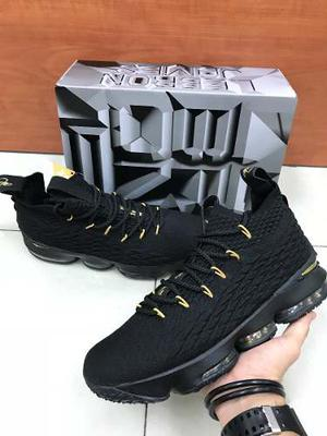 Nike Lebron 15 Para Caballero