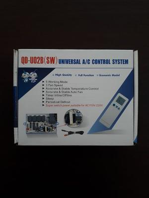 Tarjeta Universal Para Aire Acondicionado 110v 220v
