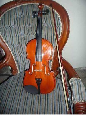 Violin 4/4, Marca Cremona Modelo Vs50 Con Estuche.