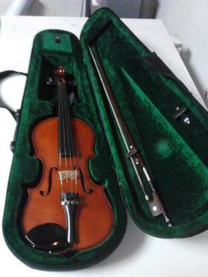 Violín 1/2 Con Cuerdas De Viola Cambio O Vendo