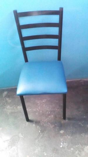 sillas hierro forjado