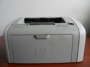 Impresora Hp Láser Jet