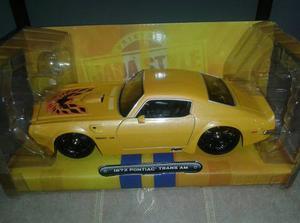 Pontiac Trans Am  Escala 1/24 Colección Jada En Caja